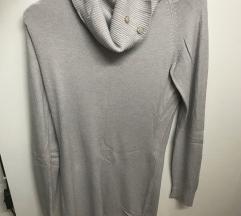 Pleteni pulover/tunika