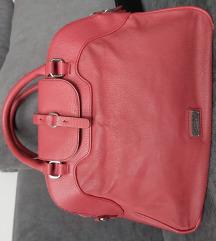 s'Oliver crvena ženska torba