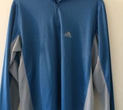 Adidas plavo siva sportska majica