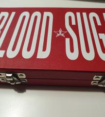 Blood Sugar Jeffree Star Paleta original