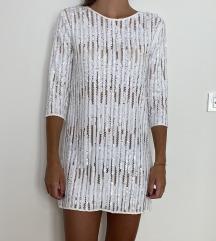 Mini šljokasta haljina