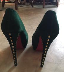 Cipele,visoka peta,br.39