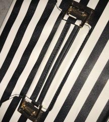 Crno-bijela torbica