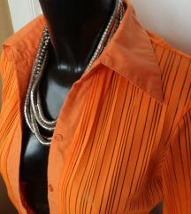 Narančasta košulja S %% svi artikli 39kn/55kn