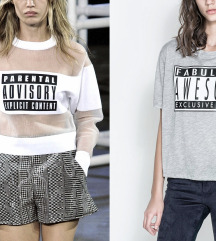 *novo* ZARA majica