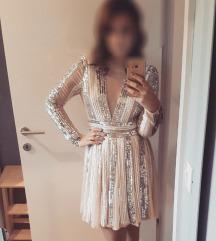 **AKCIJA 350**ASOS haljina sa sljokicama