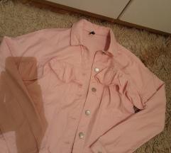 Jeans baby rozna jakna
