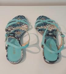 Nine West ravne sandale...tisak uklj. %%