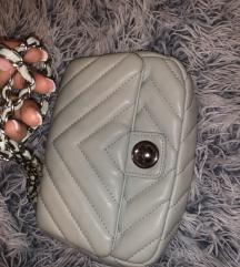 Zara torba siva