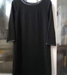 H&M tunika sa kožnim detaljima