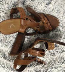Ralph Lauren sandale na petu