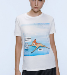Nova Zara Disney majica % pt ukljucena %