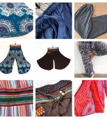 NOVO TAJLAND - 16 komada majice, torbe, hlače...