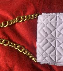Zara lila torbica