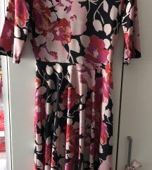 Zara cvjetna haljina - S (s etiketom)