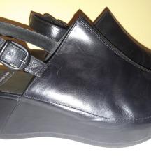 Retro sandale, prava koža (ShoeBeDo)