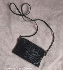 Crna torbica, uključena pt
