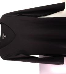 Crna haljina sa uključenom postarinom