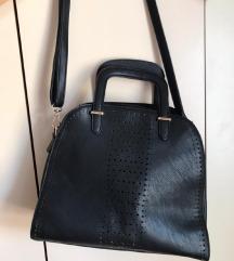 OČUVANA crna torba