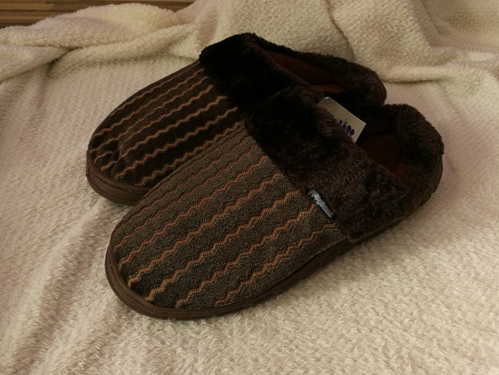 Muške kućne papuče novo
