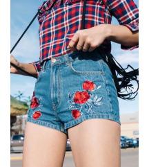 H&M Coachella shorts