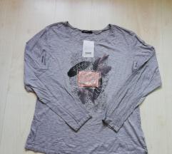Majica print L NOVO