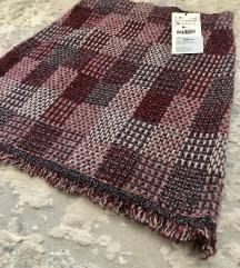 Zara knit mini NOVO S ETIKETOM % pt uklj