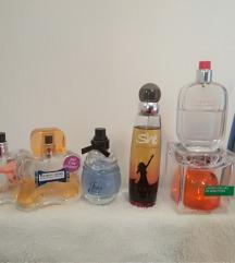 Razni parfemi