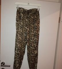 Leopard hlače