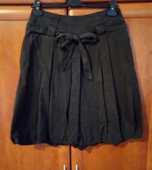 ***AMADEUS*** Siva suknja