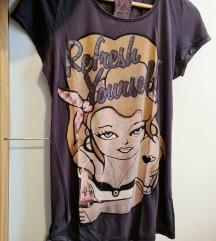 Bershka majica s printom