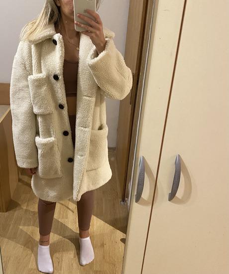 Zara teddy kaput 🐻