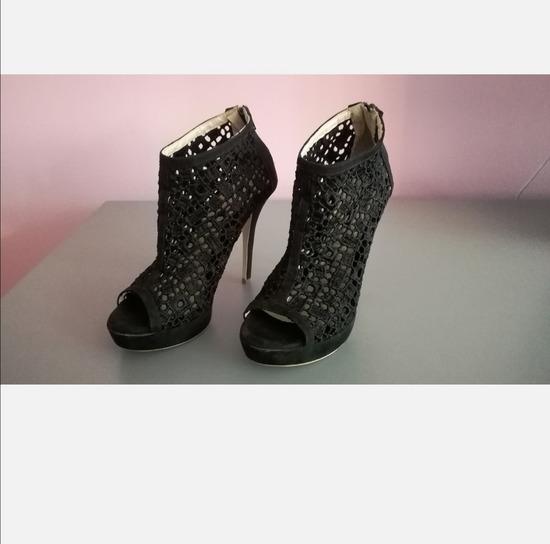 Talijanske cipele, crna čipka