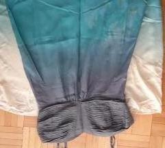 Haljina od svile Vero moda