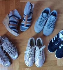 Tenisice i sandale