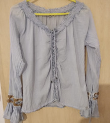 Boho bluza M