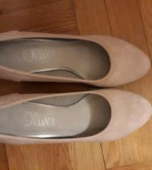 S Oliver Nove prljavo roze cipele
