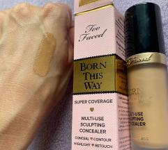 Too Faced Multi Use Concealer - Honey