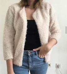 H&M fluffy jaknica