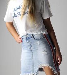 Traper suknja XS