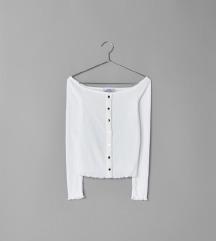 Majica bez ramena 🤍