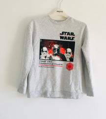 H&m star wars hoodie sweatshirt vel 152 XS