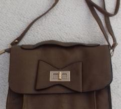 Nova smeda torbica