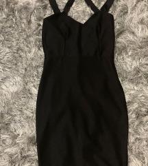 Rare London nova crna haljina