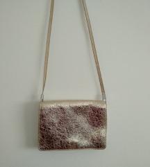 Zlatna h&m torbica