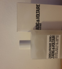 Akcija! Zadig & Voltaire-This is her!edp 100ml