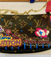 Louis Vuitton Mini pochette limited 2020 original