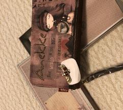 Anekke novčanik