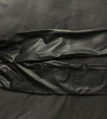 H&M kožne hlače - NOVO