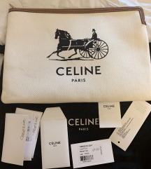 Celine large pouch torbica, Original